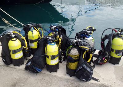 Diving Scuba Moraira