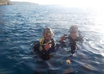 Med sea diving with Scuba Moraira (13)