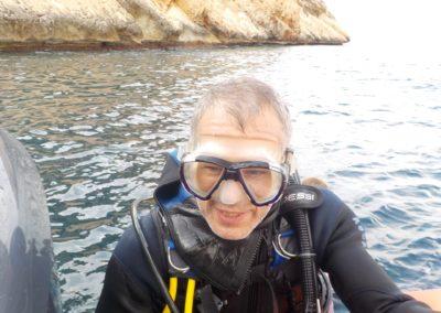 PLonger le Med avec Scuba Moraira