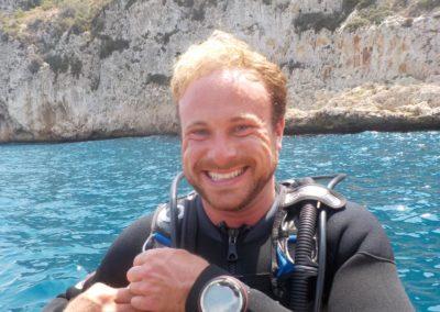 Fun dives in Spain Scuba Moraira