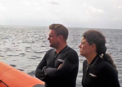 Dive briefing Scuba Moraira