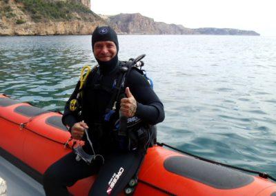 Diving Moraira Tammy dos