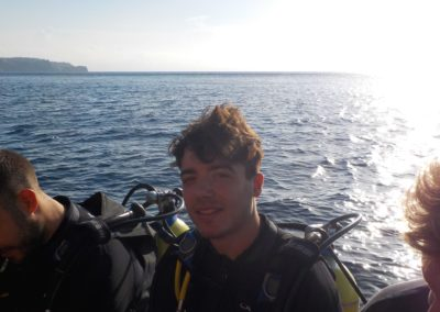 Med sea diving with Scuba Moraira (9)