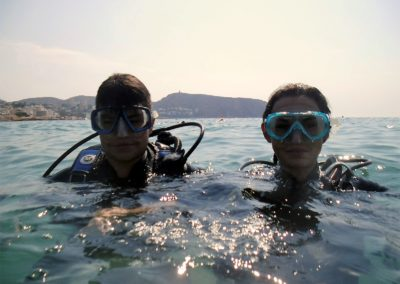 Let´s go diving
