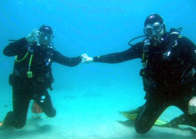 Scuba Moraira Diving fun