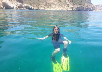 Snorkeltrip met Scuba MOraira