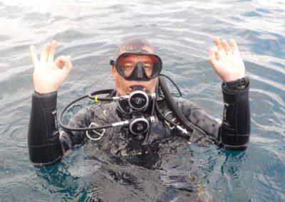 une plongée avec Scuba Moraira